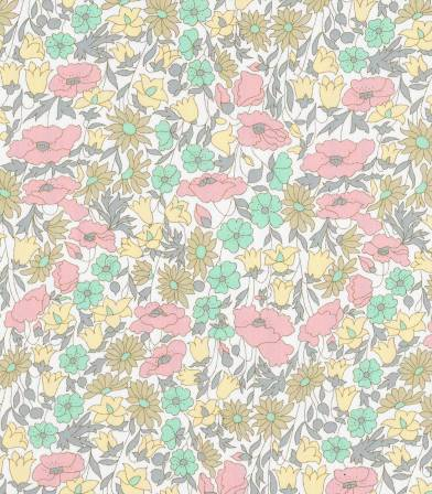 Poppy & Daisy pastel