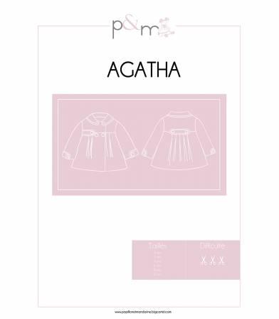 Patron Veste Agatha