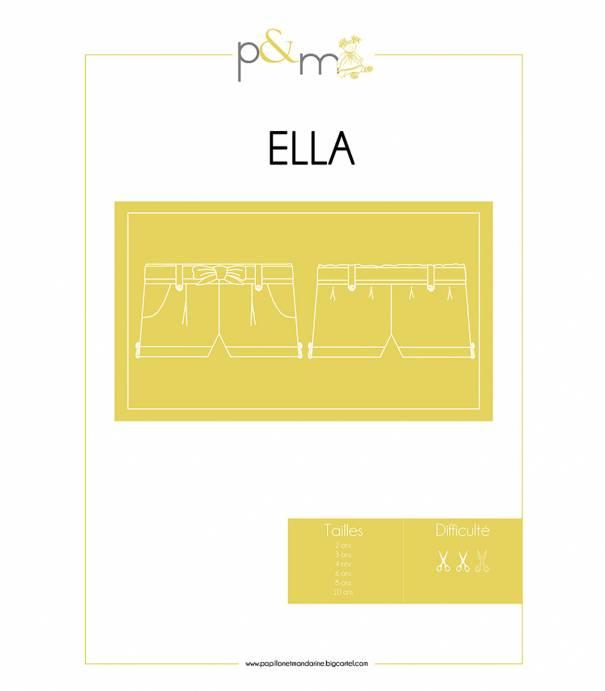 Patron Short Ella