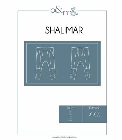 Pantalon Shalimar