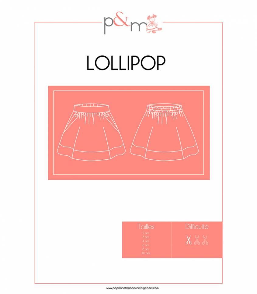 Jupe Lollipop