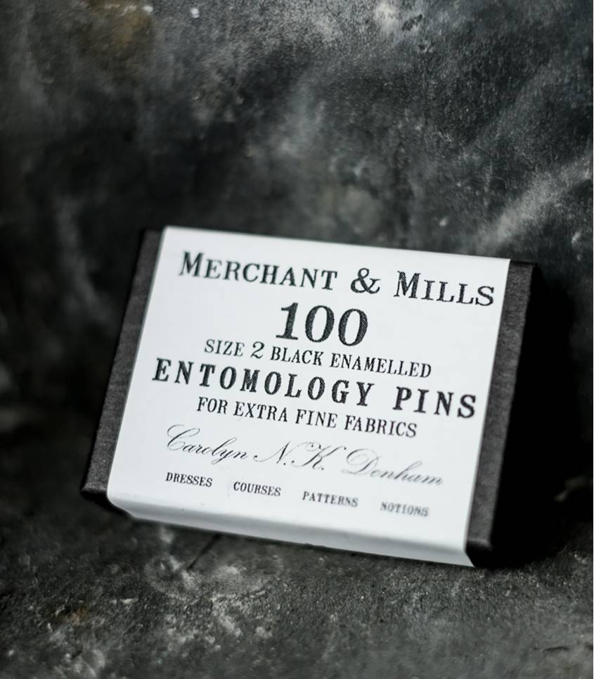 Entomology pins