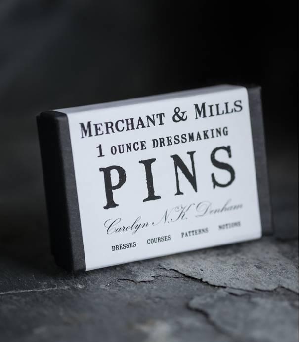 Dress making pins x100