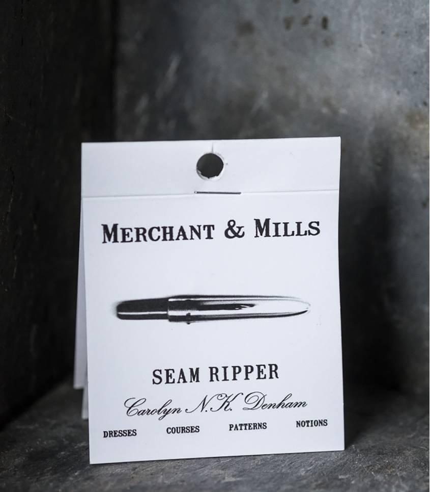 """Découd vite"" Merchant & Mills"