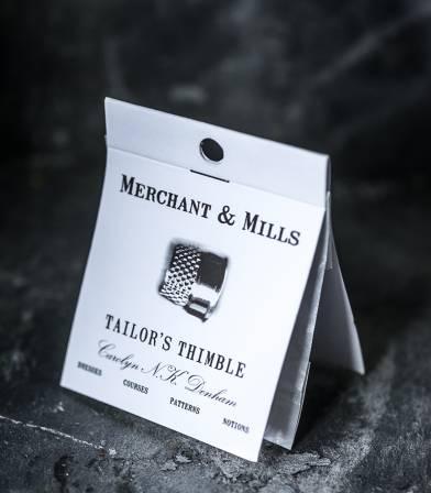 Dé à coudre Merchant & Mills
