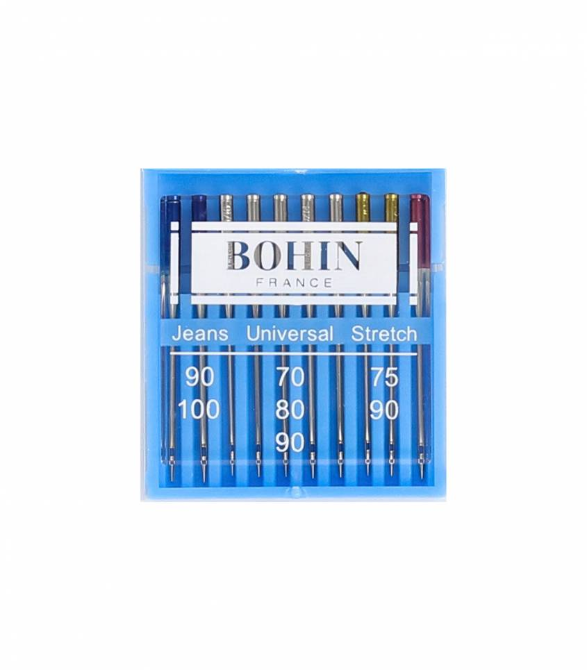Aiguilles machine Bohin - Assorties