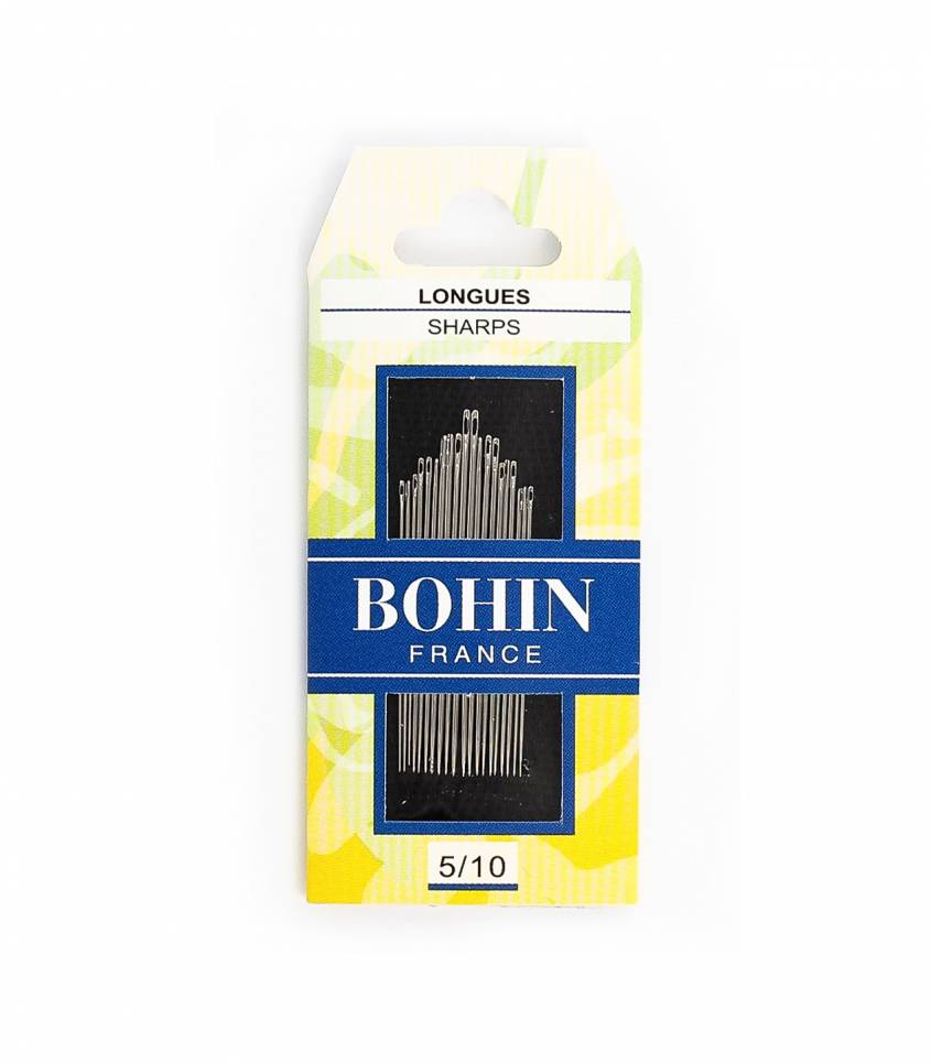 Aiguilles longues 5/10 - Bohin