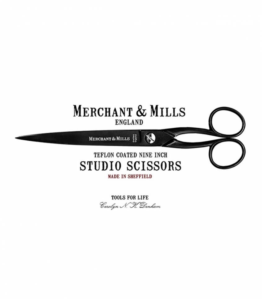 Studio Scissors 9'