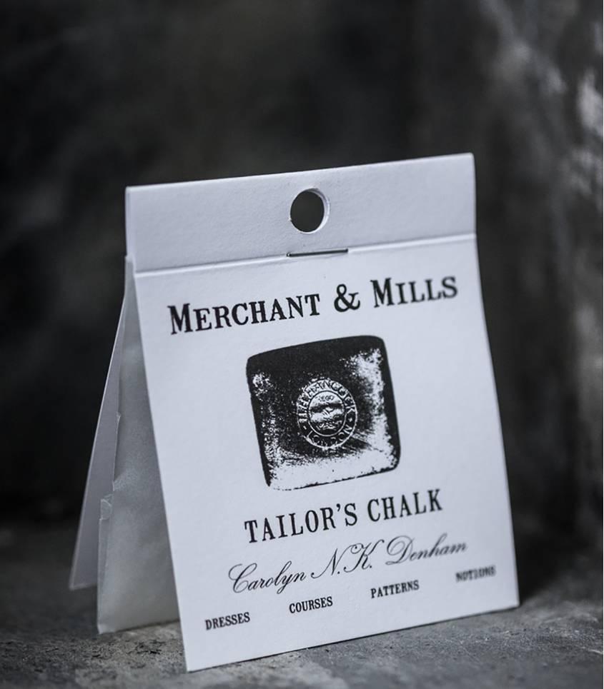 Tailors chalk