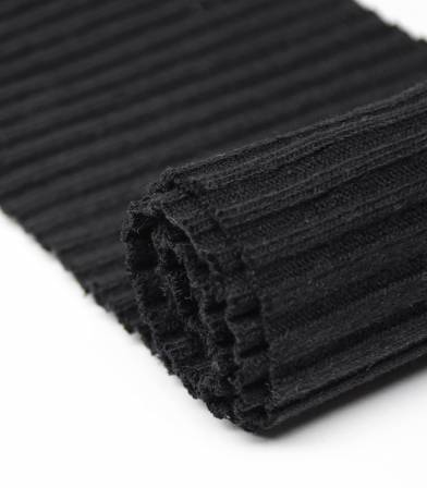 Bord-côtes XL - noir