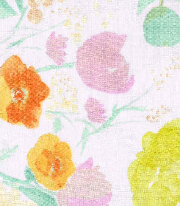 Tissu japonais Nani Iro- Rakuen pastel