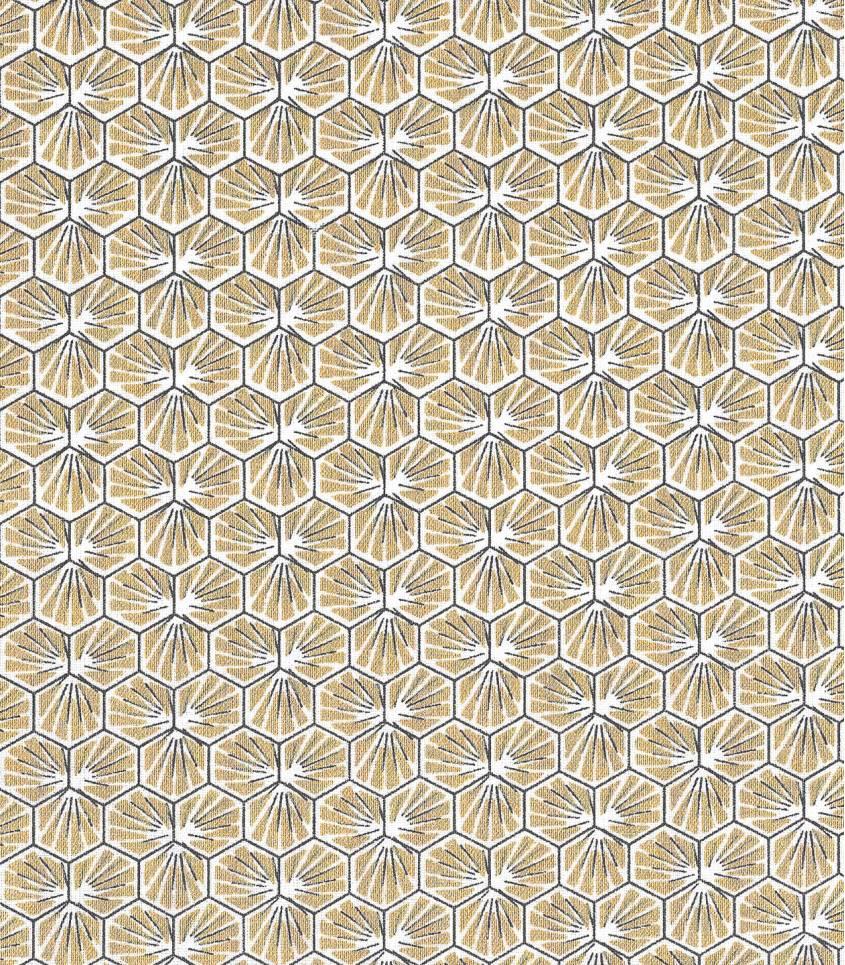 Tissu enduit - Riad Or