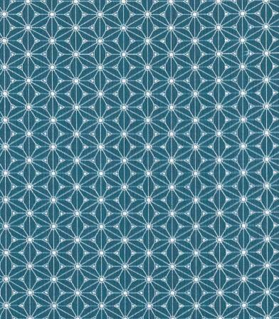 Tissu coton Fuji - Canard