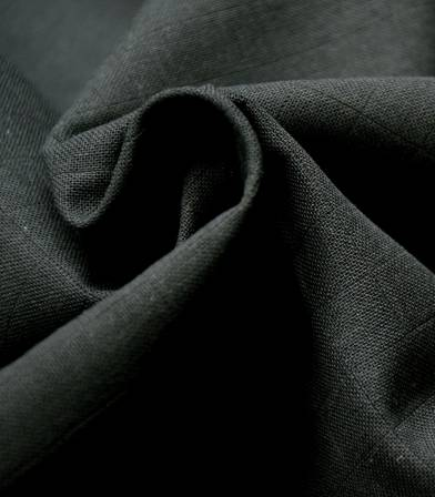 Tissu lange noir