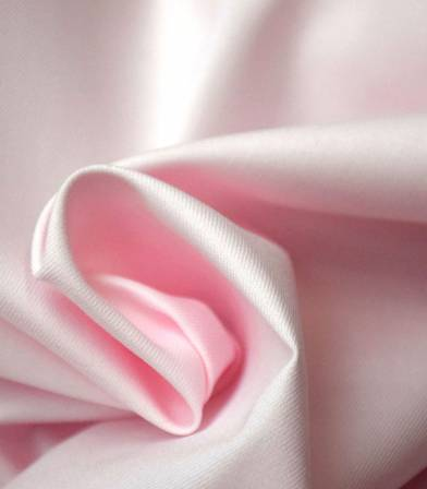 Twill rose pâle