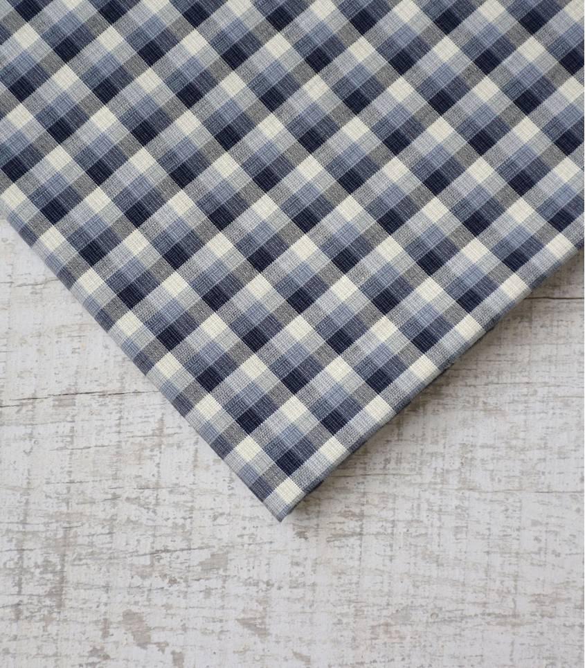 Carreaux bleus/gris