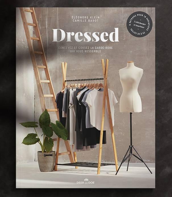 "Livre de couture ""Dressed"""