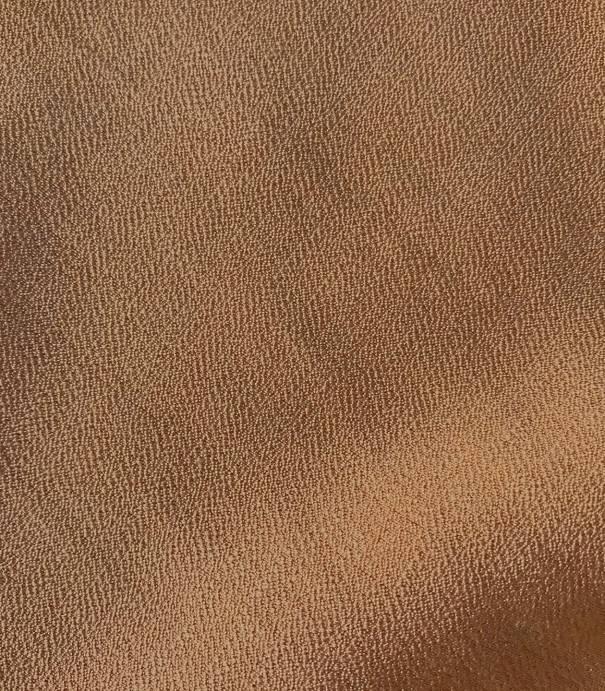 Crêpe viscose texturé - caramel