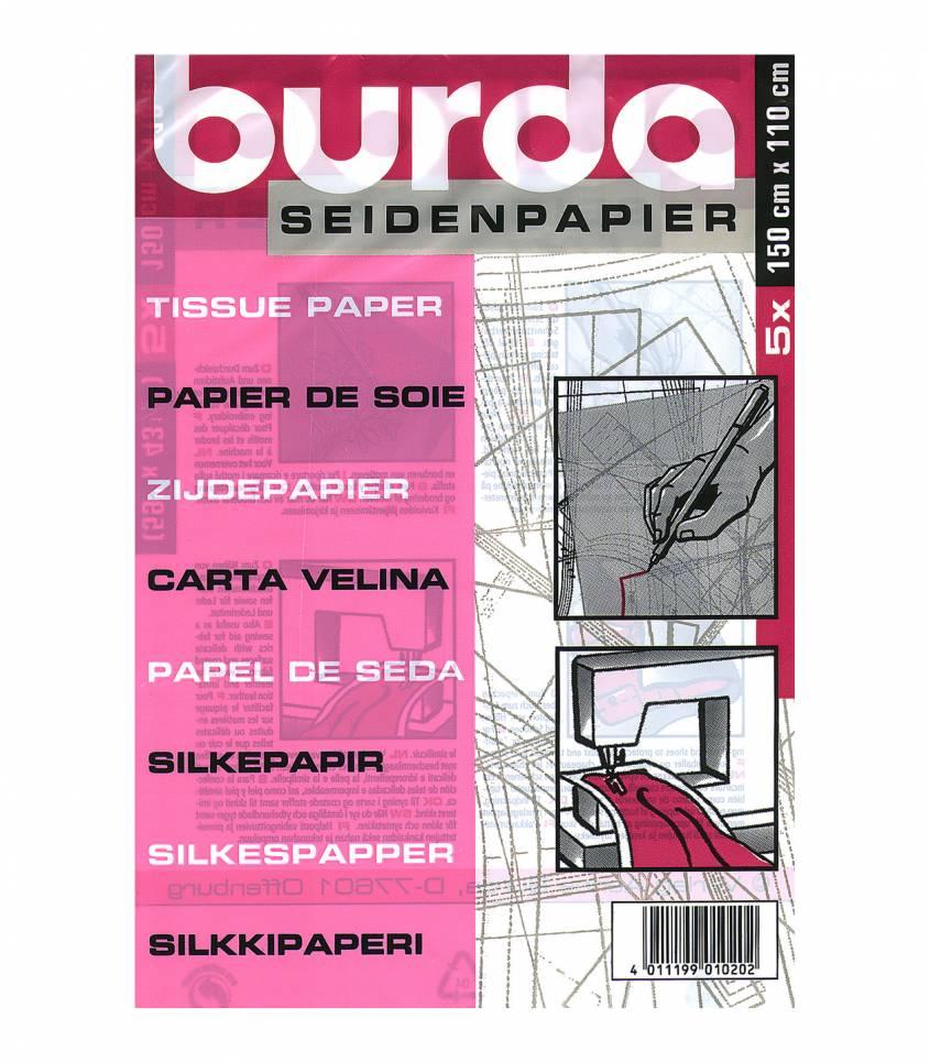 Papier de soie Burda