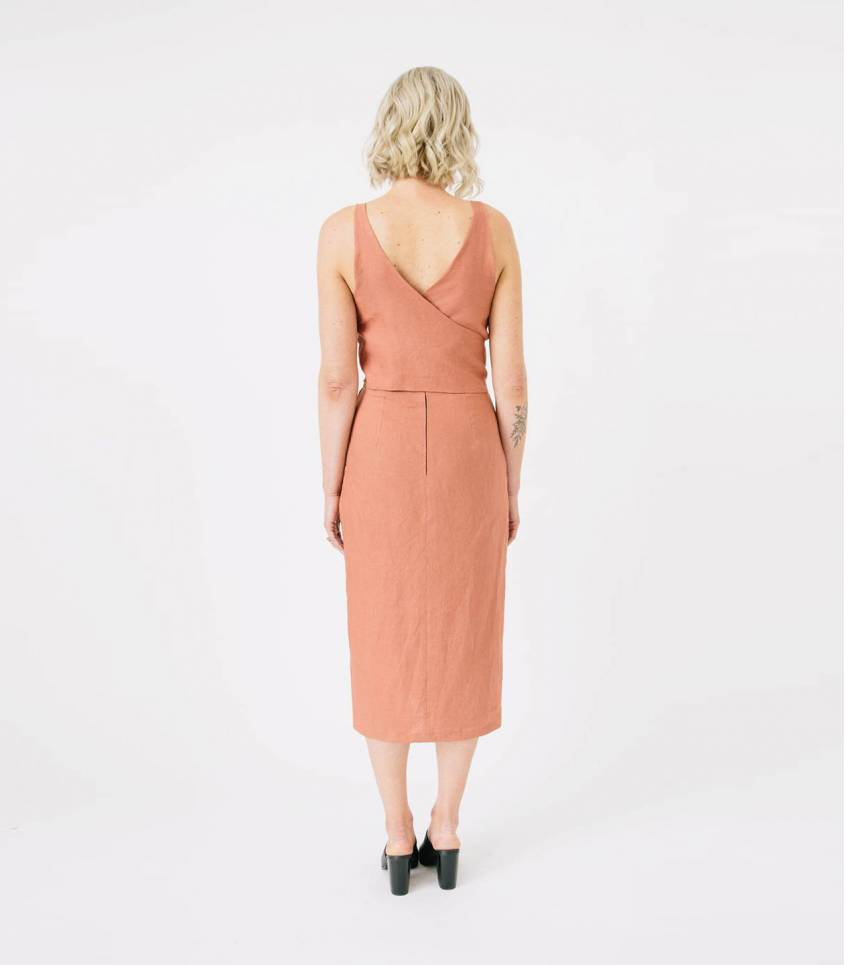 Patron Axis dress/skirt