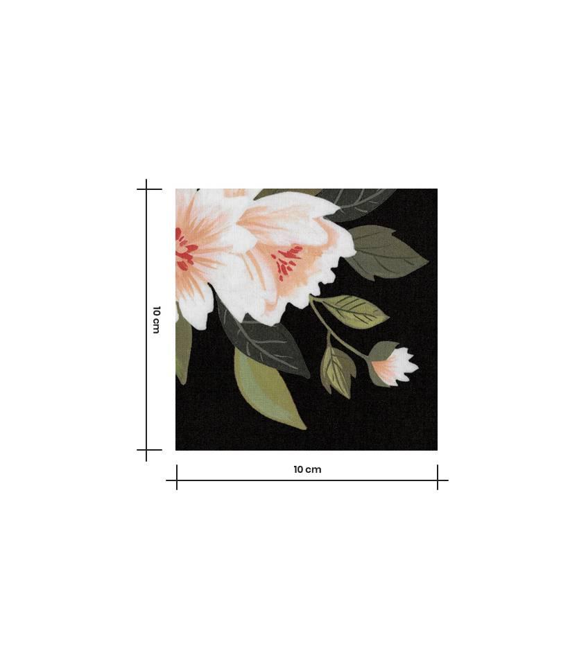Tissu Come into Bloom