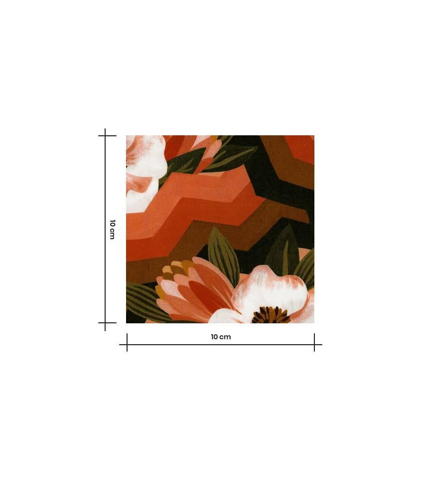 Tissu Spring Rêverie
