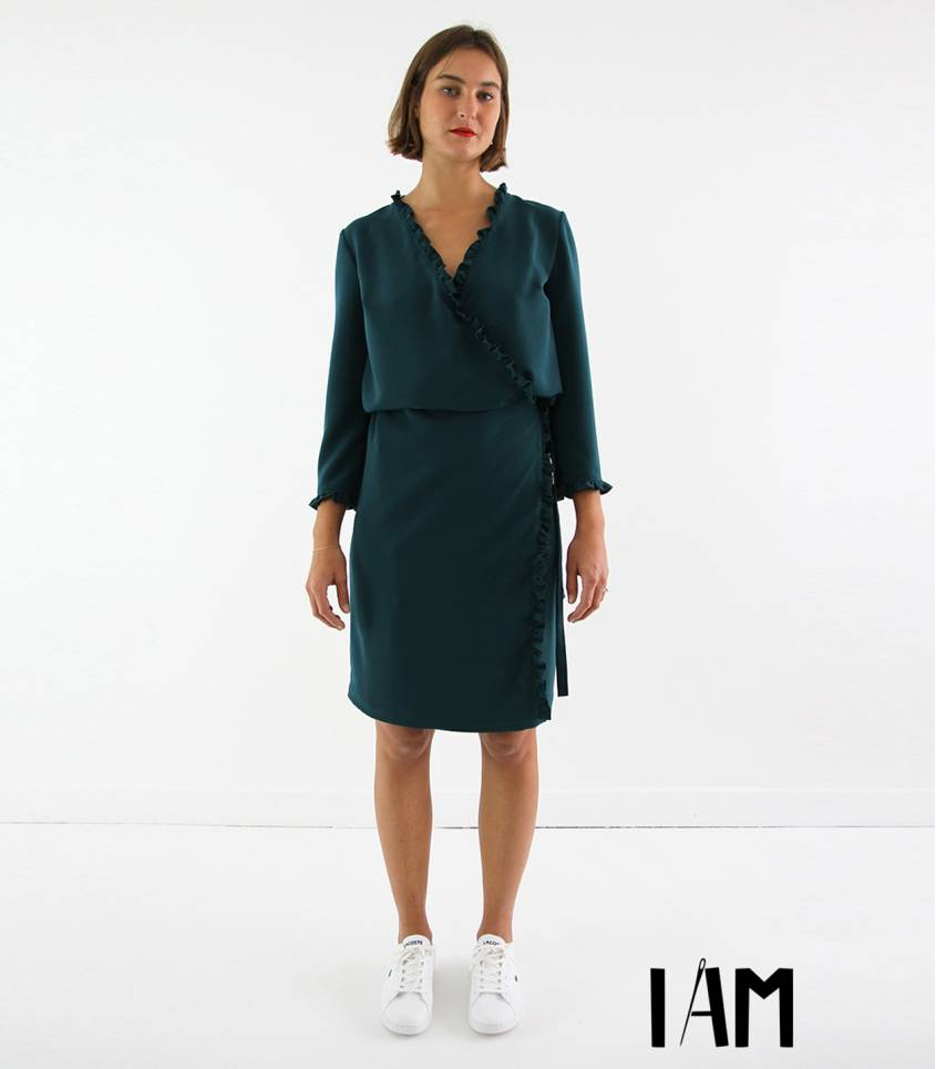 Patron robe - I am PERLE