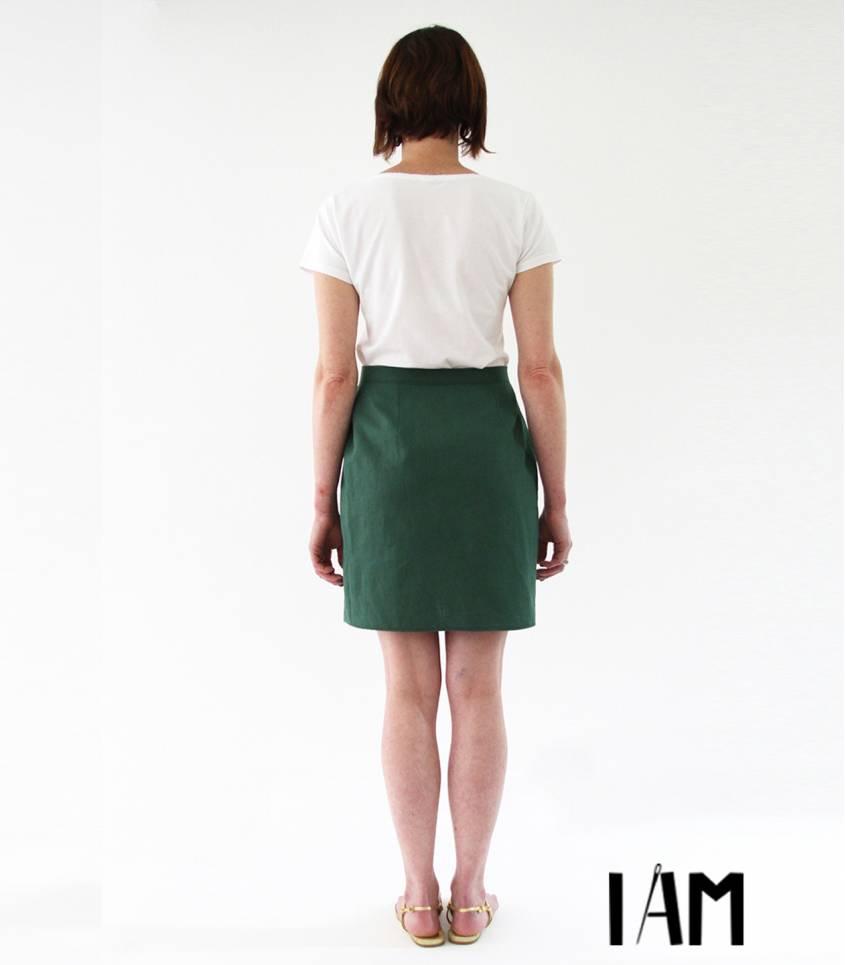 Patron jupe - I am Malo
