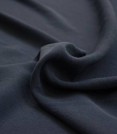 Tissu crêpe viscose - Night