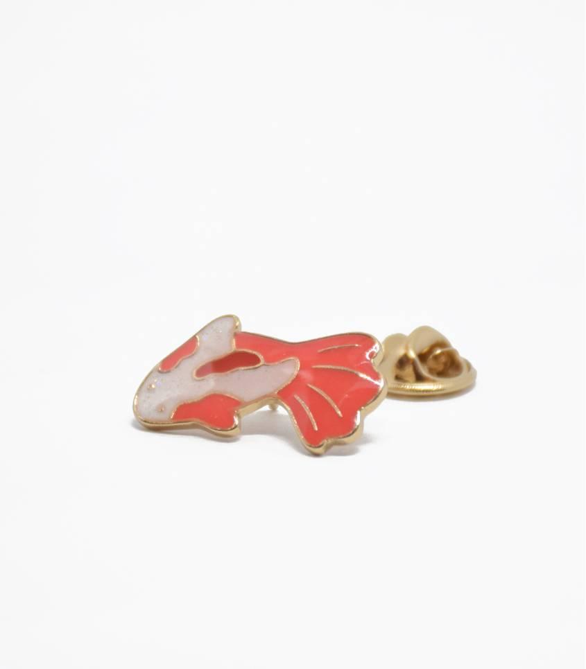 Pin's Koi fish