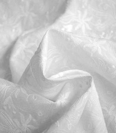 Broderie anglaise Firenze- blanc