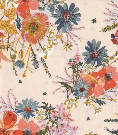 Tissu coton Painted Prairie Cornucopia