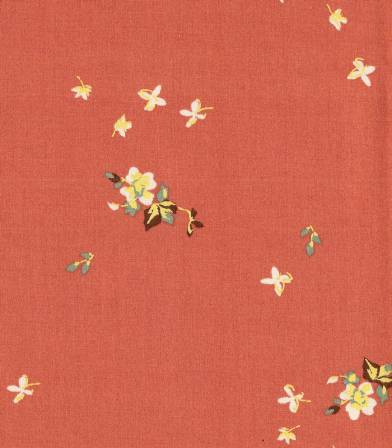 Tissu coton Delicate Balance Sienna - Art Gallery