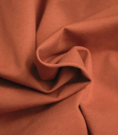 Tissu jersey cuivre - OEKO TEX