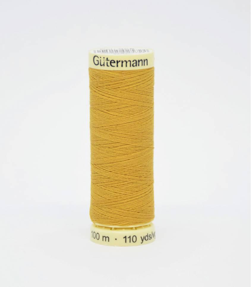 Fil Gütermann moutarde-968