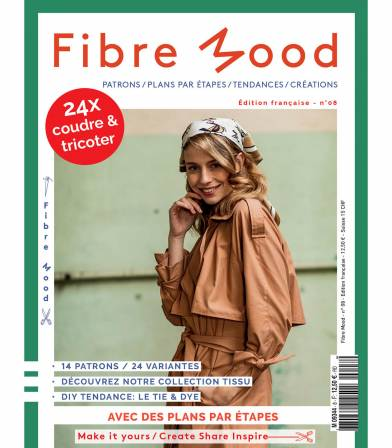 Magazine Fibremood n°08
