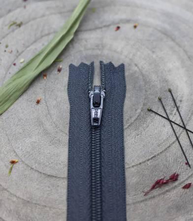 Zip AB 20cm - Steel