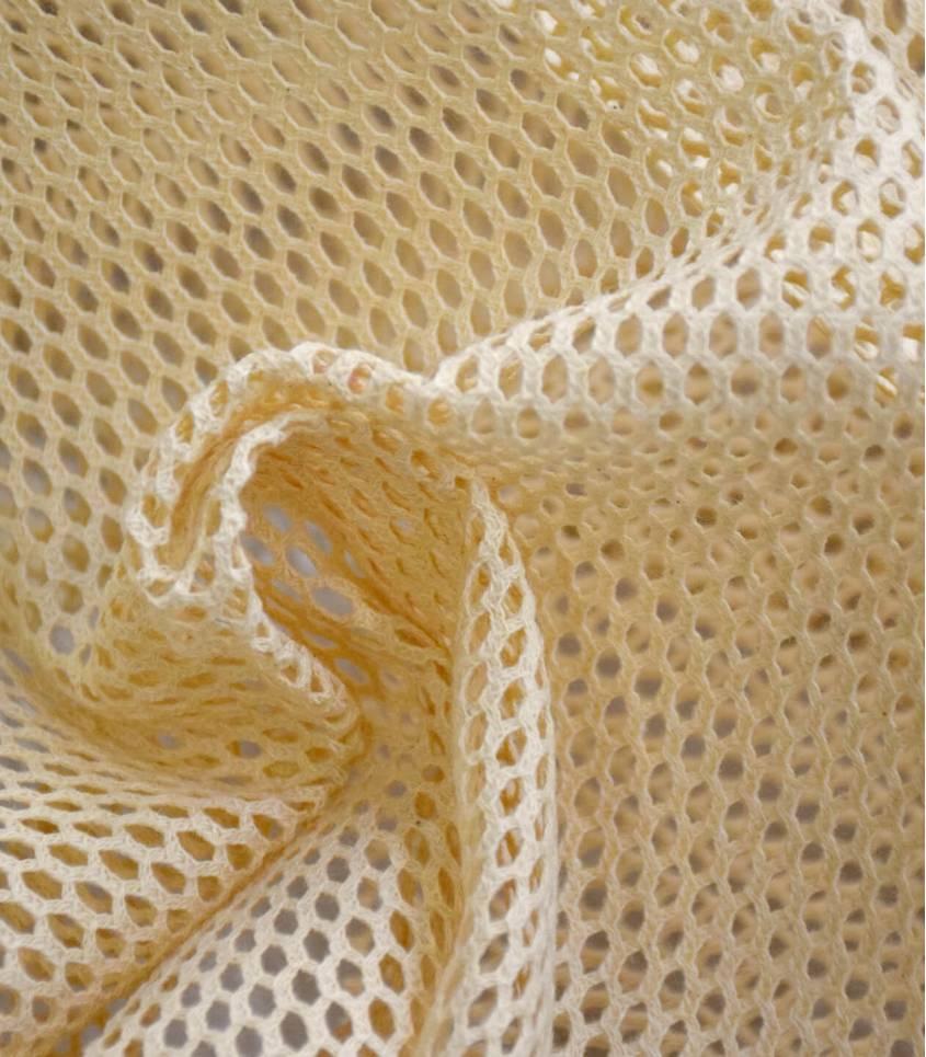 Filet de coton bio - GOTS