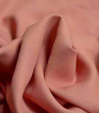 Tissu crêpe de viscose - Eglantine