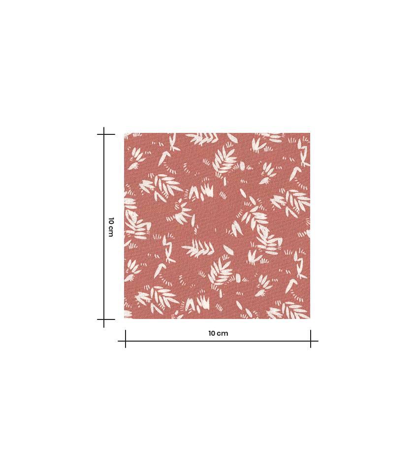 Tissu viscose Rizière