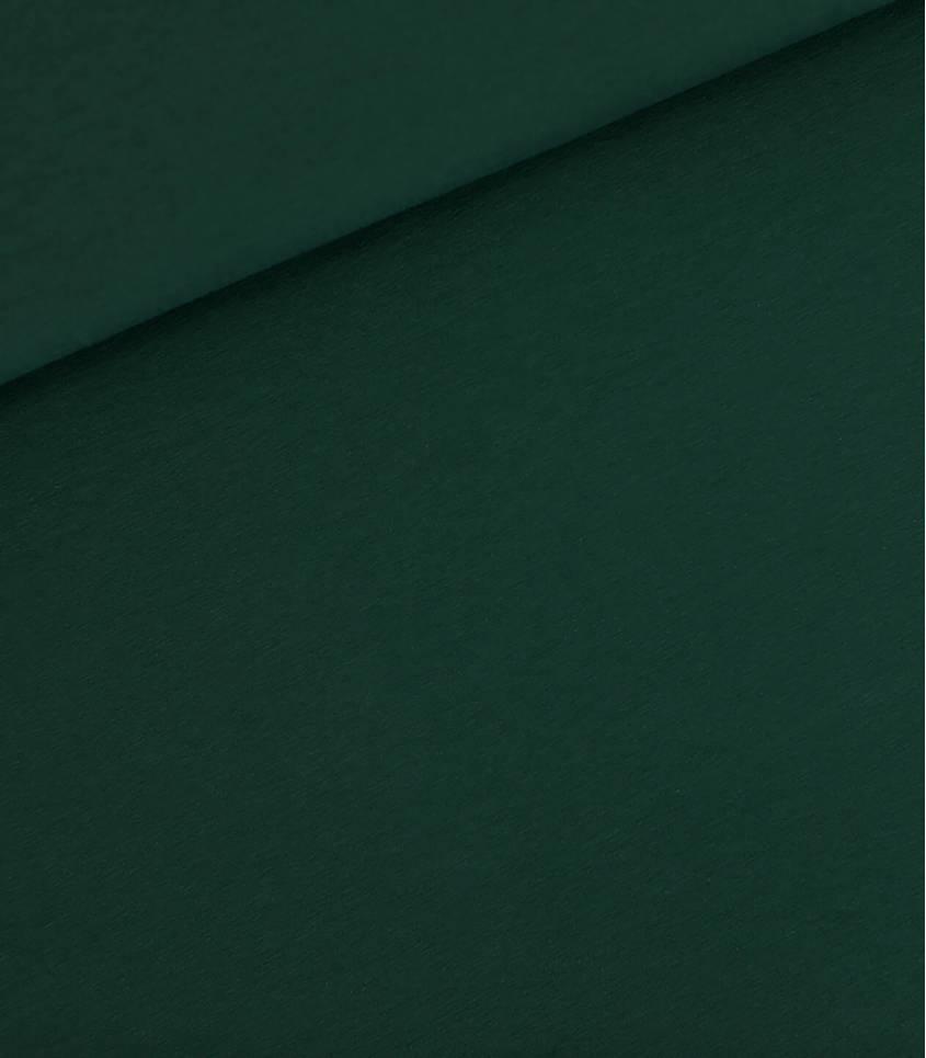 Tissu French terry - Vert épinette