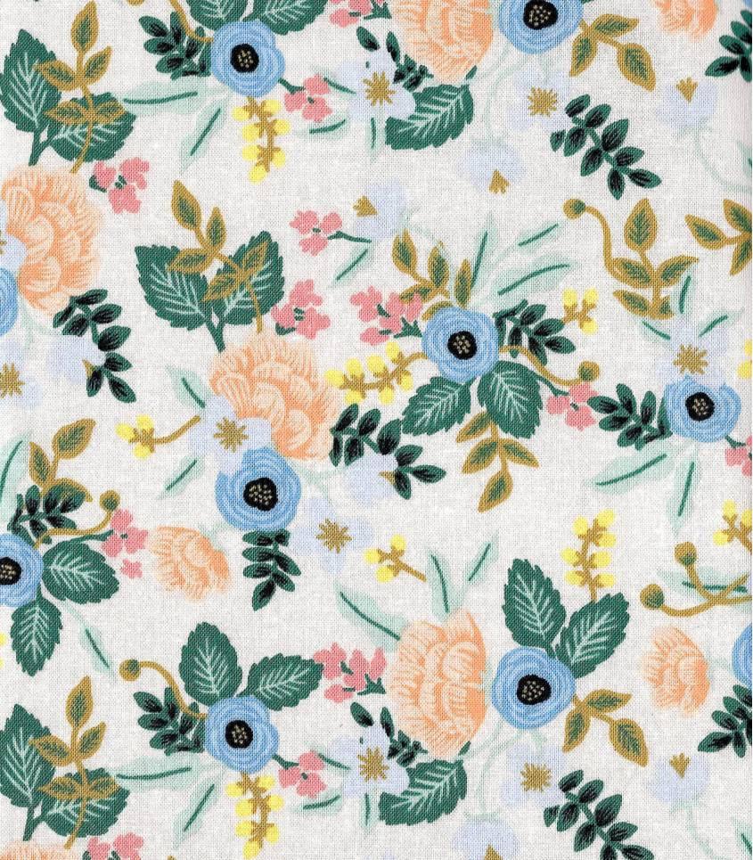 Tissu coton Primavera Birch - Cream