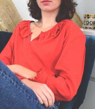 Patron Blouse Yvette PDF