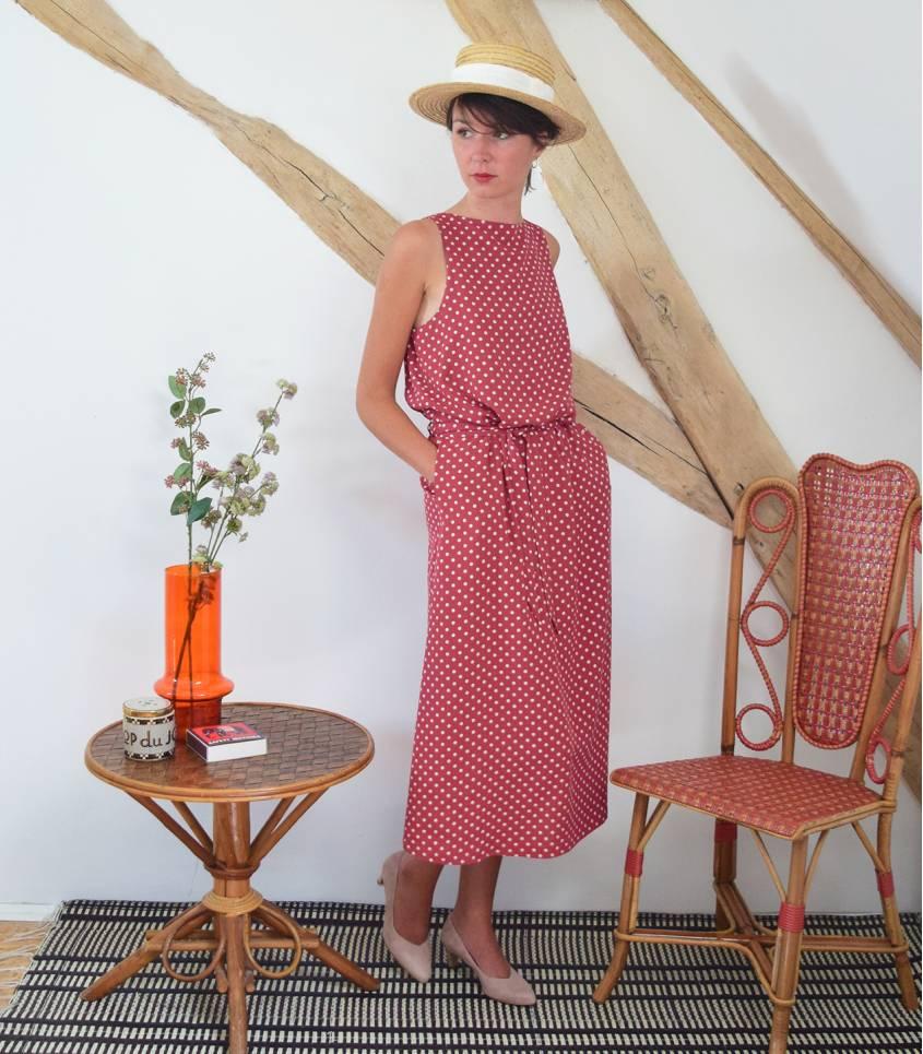 Combinaison / robe Juliette PDF