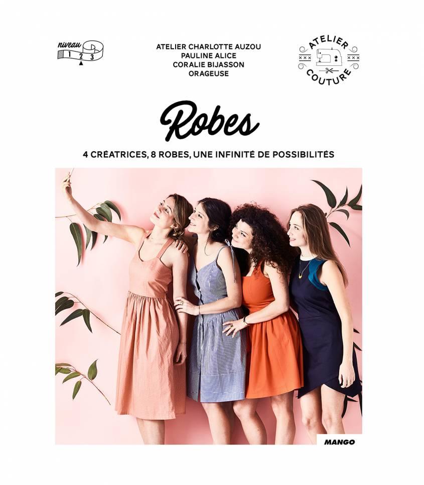 Robes - 4 créatrices 8 robes une infinité de possibilité