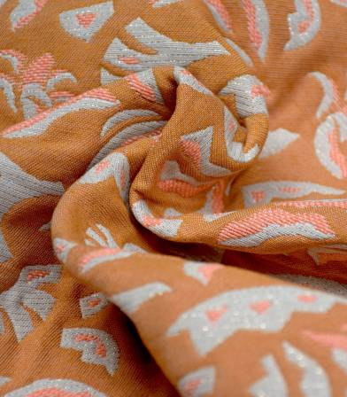 Tissu jacquard Exotic - Sunset