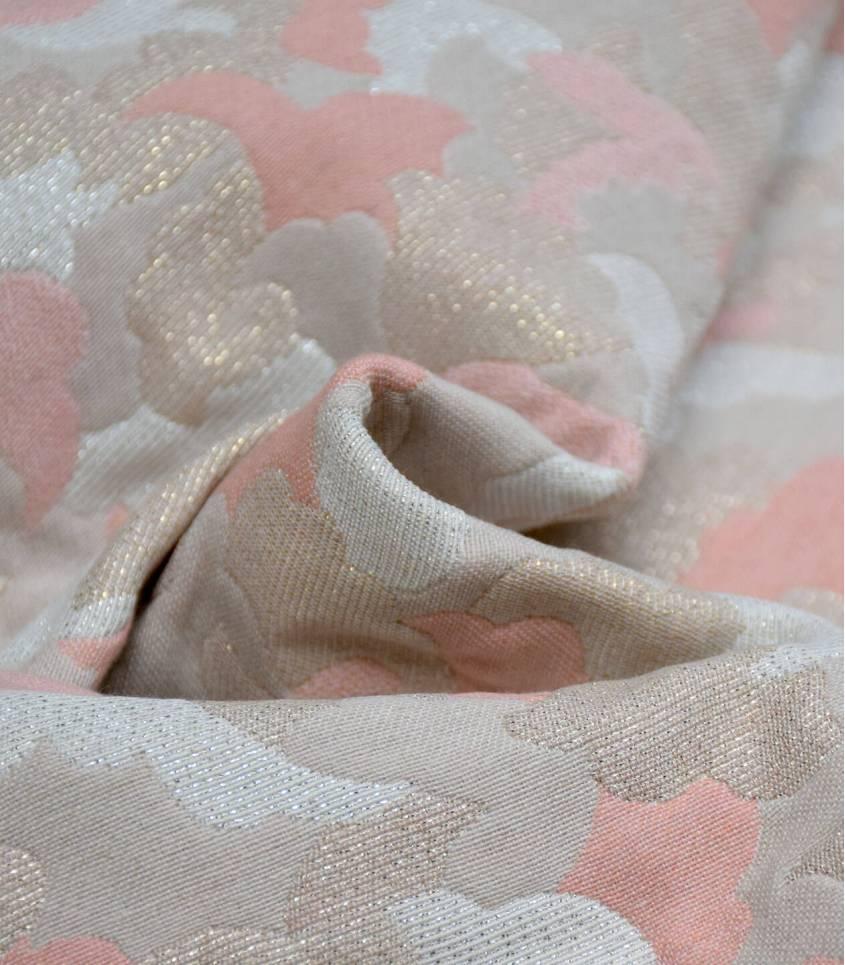 Tissu jacquard Mermaid - Pearl