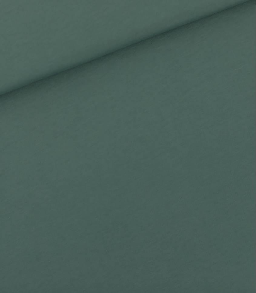 Tissu French terry - Balsam Green