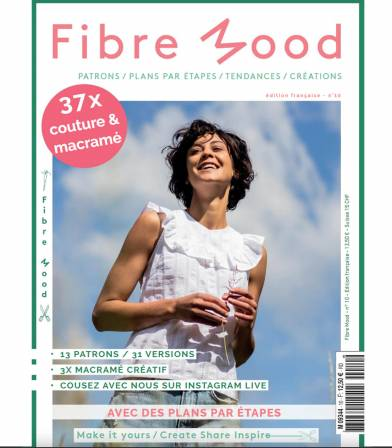Magazine Fibremood n°10