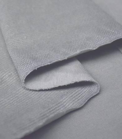 Tissu bio French terry - Grey